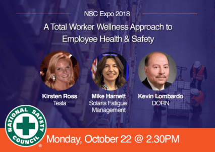 NSC Expo Session 2018