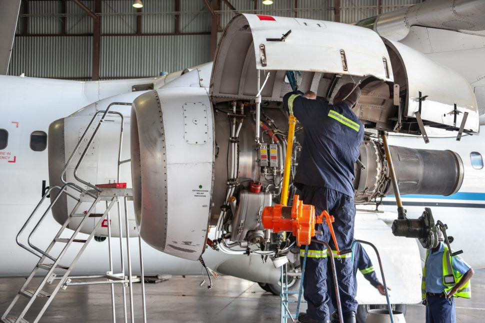 Four Ways to Prevent MSDs in Aerospace Manufacturing